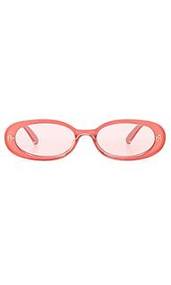 Солнцезащитные очки x revolve outta love - Le Specs