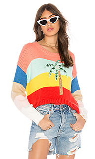 Свитер cayman palm - Wildfox Couture