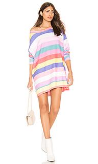 Платье свитер roadtrip - Wildfox Couture