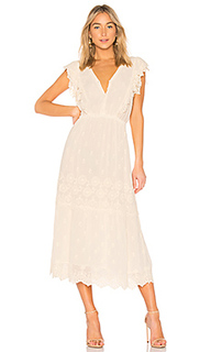 Платье savannah - LoveShackFancy
