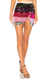 Мини юбка с высоким поясом payette - LPA