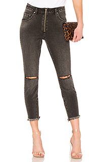 Узкие джинсы high waist freebirds - One Teaspoon