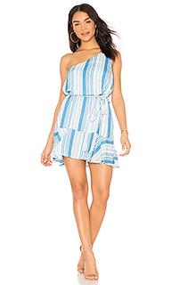 Платье с одним плечом - MINKPINK