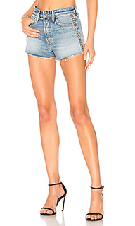 Короткие шорты cindy с высокой талией cindy - GRLFRND
