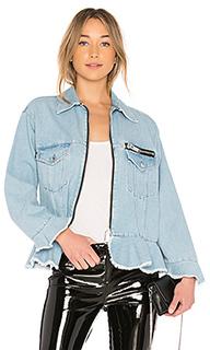 Джинсовые куртки - MSGM