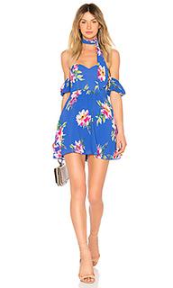 Мини платье с чокером bluebell - Privacy Please