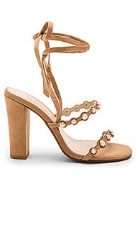 Сандалии на каблуке juniper - RAYE