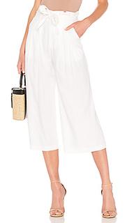 Широкие брюки paperbag - LPA