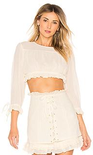 Блузка с длинным рукавом emily - Lovers + Friends