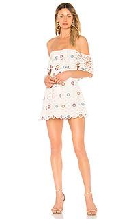 Мини-платье с открытыми плечами dream - Lovers + Friends