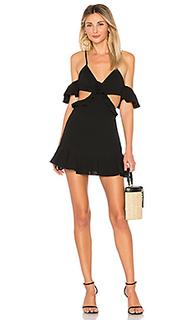 Платье с открытыми плечами tango - MAJORELLE