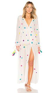 Платье stellar - ROCOCO SAND