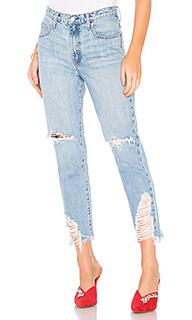 Укороченные джинсы bessette - Nobody Denim