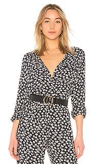 Рубашка с застёжкой на пуговицах roseburg - Ganni