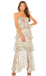 Макси платье marea - Shona Joy