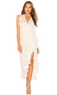 Платье с запахом zephyr - Shona Joy