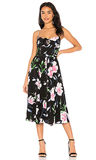 Платье миди pretty woman - Yumi Kim