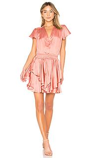 Платье flounce - Halston Heritage