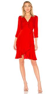 Платье audrey - MILLY