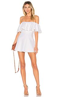 Мини-платье с открытыми плечами gardenia - Privacy Please