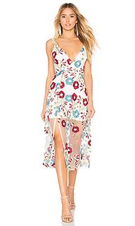 Платье миди charlotte - Tularosa