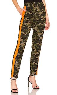 Спортивные брюки с высокой талией tailored track - Lovers + Friends