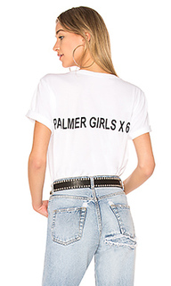 Футболка - Palmer Girls x Miss Sixty