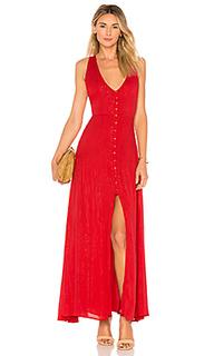 Красное платье shane - House of Harlow 1960