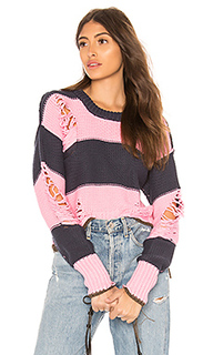 Порванный свитер presley - NSF