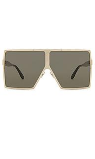 Солнцезащитные очки betty - Saint Laurent