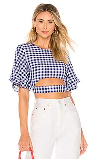 Блуза с коротким рукавом lorenzo - LAcademie