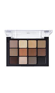 Палитра теней для век бровей brow eyeshadow palette - Viseart