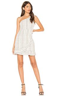 Платье с одним плечом edna - Line & Dot