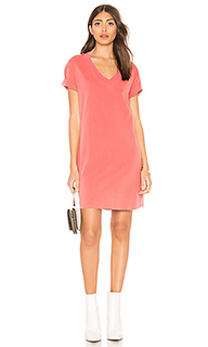 Платье v-neck t-shirt dress - Stateside
