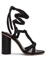 Сандалии на каблуке remy - RAYE