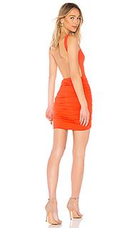 Облегающее платье с открытой спиной dani - by the way.