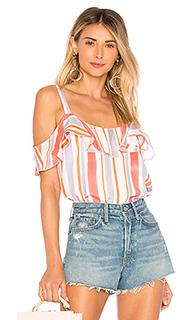 Блуза с открытыми плечами isla - LAcademie