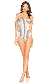 Слитный купальник the amelia - Solid & Striped