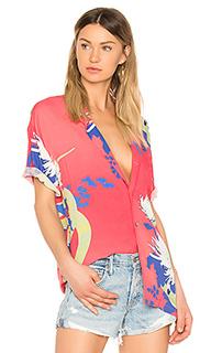 Рубашка daisy cutter - DOUBLE RAINBOUU
