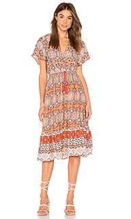 Платье миди days in marrakesh - MINKPINK