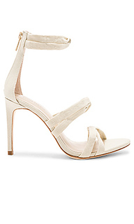 Сандалии на каблуке marina - Chrissy Teigen