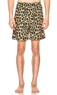 Шорты leopard - Stussy