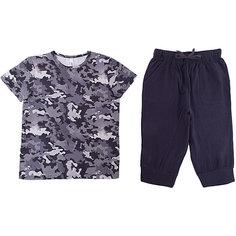 Комплект: футболка и бриджи для мальчика Scool S`Cool