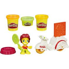 """Игровой набор """"Транспортные средства"""", #1 (белый), Play-Doh Город Hasbro"""
