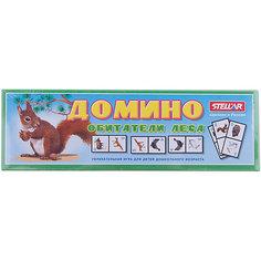 """Домино """"Обитатели леса"""", Стеллар"""