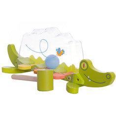 """Развивающая игрушка """"Крокодил"""", DJECO"""