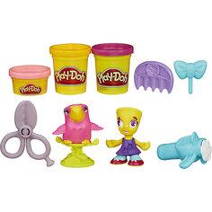 """Игровой набор """"Житель и питомец"""", Город, Play-Doh, B3411/B5973 Hasbro"""
