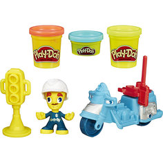 """Игровой набор """"Транспортные средства"""", #1 (синий), Play-Doh Город Hasbro"""
