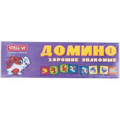 """Домино """"Забавные животные"""", Стеллар"""