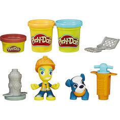 """Игровой набор """"Житель и питомец"""", Город, Play-Doh, B3411/B5972 Hasbro"""
